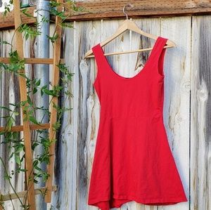 Angie | Dress | Red
